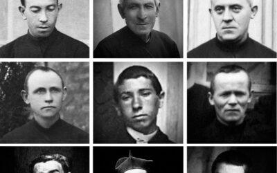 PAPA FRANCISCO: mártires redentoristas